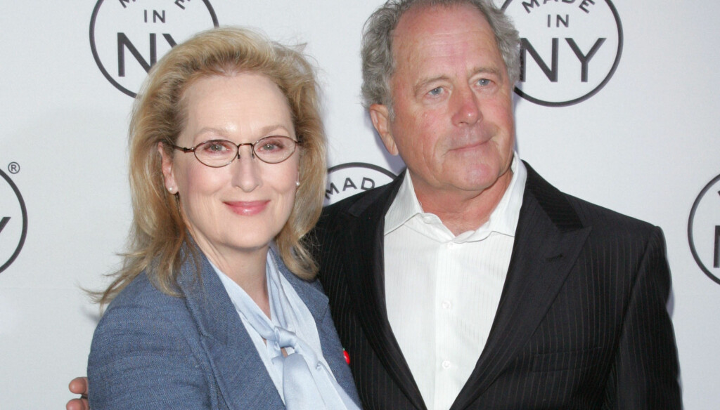 32 ÅR: Meryl Streep er kjent fra blanet annet «The Devil Wears Prada», og har gitt skulptøren Don Gummer fire barn. Foto: All Over Press
