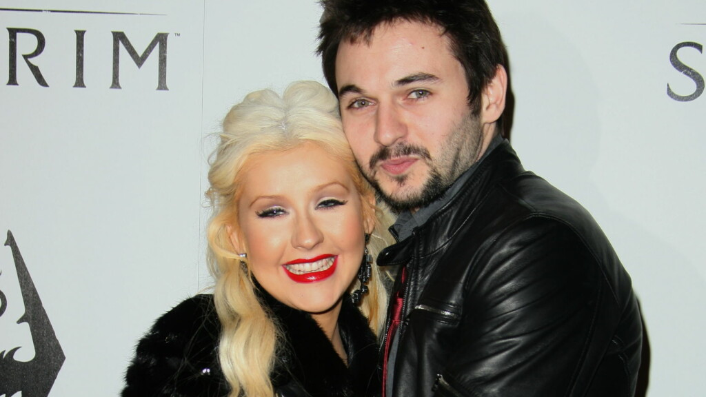 GIFTEKLARE: Christina Aguilera og Matt Rutler møttes under innspillingen av filmen «Burlesque» i 2010. Nå skal de gifte seg.  Foto: All Over Press