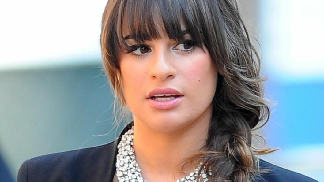 VIL ALDRI GLEMME: På sitt nyeste album har Lea Michele dedikert tittelsporet til sin elskede.   Foto: All Over Press