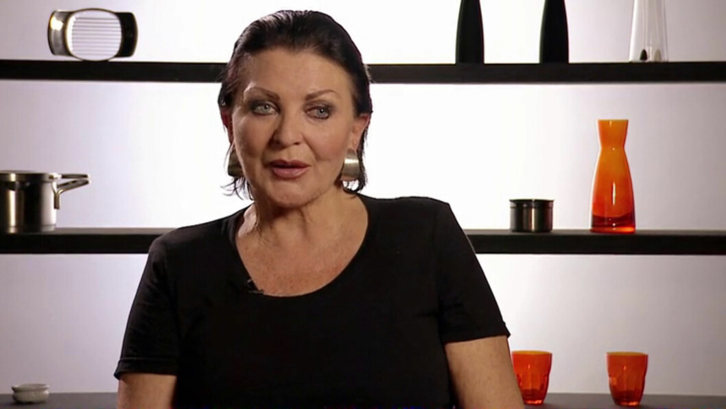 KONTAKT MED DET OVERNATURLIGE: Lilli Bendris fikk en uventet start på «Master Chef»-innspillingen Foto: TV3