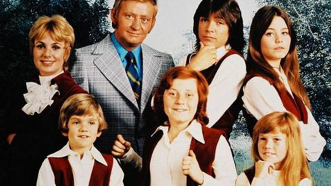 <strong>STJERNE:</strong> David Cassidy ble superstjerne takket være rollen som Keith Partridge i 70-tallsserien «The Partridge Family».