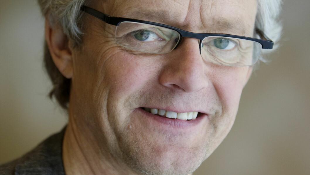 GIR SEG I TV 2: Stein Kåre Kristiansen gir seg som politisk redaktør i TV 2 Foto: SCANPIX
