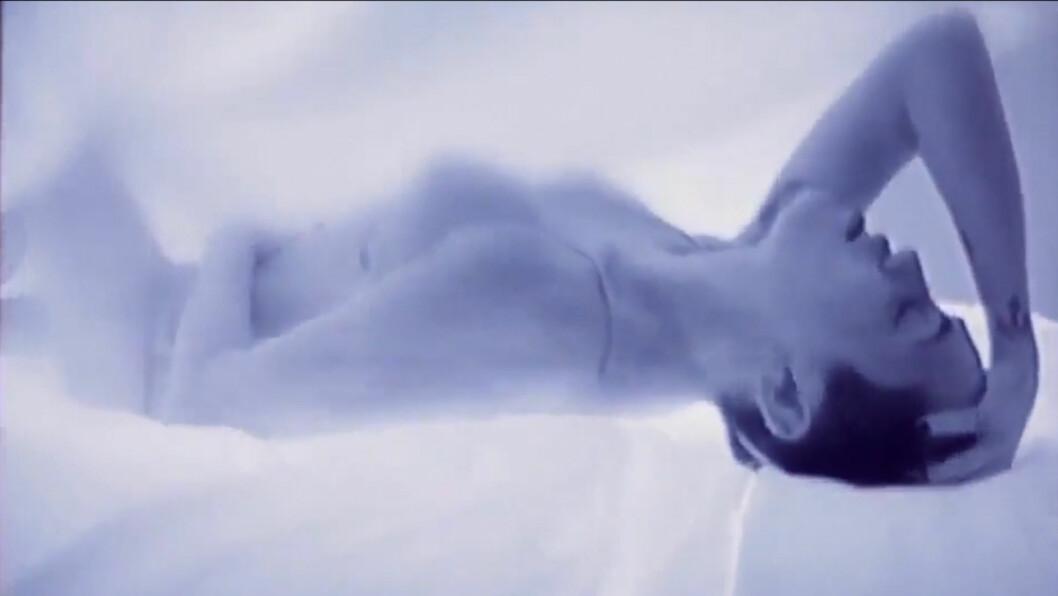 SJOKKERER: Miley Cyrus sjokkerer på ny med sin nye musikkvideo. Foto: Stella Pictures