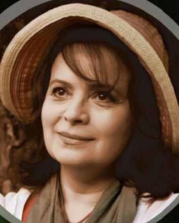 I DAG: Libuse Safrankova er blitt 60 år. Her fra filmplakaten til den tsjekkiske filmen Donsajni (2013). Foto: Faksimile