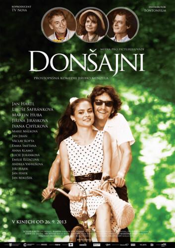 HOLDER KOKEN: I år har Libuse Safrankova vært aktuell i den tsjekkiske komedien «Donšajni» - som kan oversettes til Don Juan. Foto: Everett Collection / Everett Collection/All Over Press