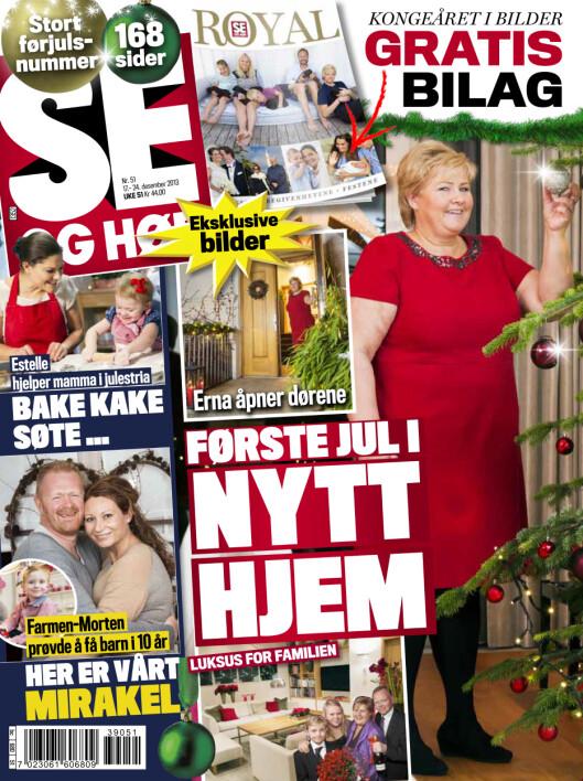 LES MER: Nytt nummer av Se og Hør er i salg nå!