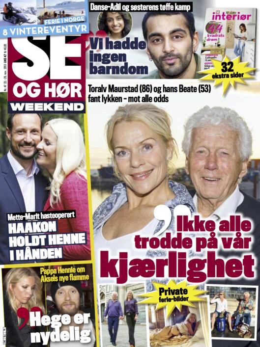 LES MER: I ukens Se og Hør Weekend kan du lese mer om Gunnar Bergs nye liv etter Charterfeber-suksessen. Foto: Se og Hør