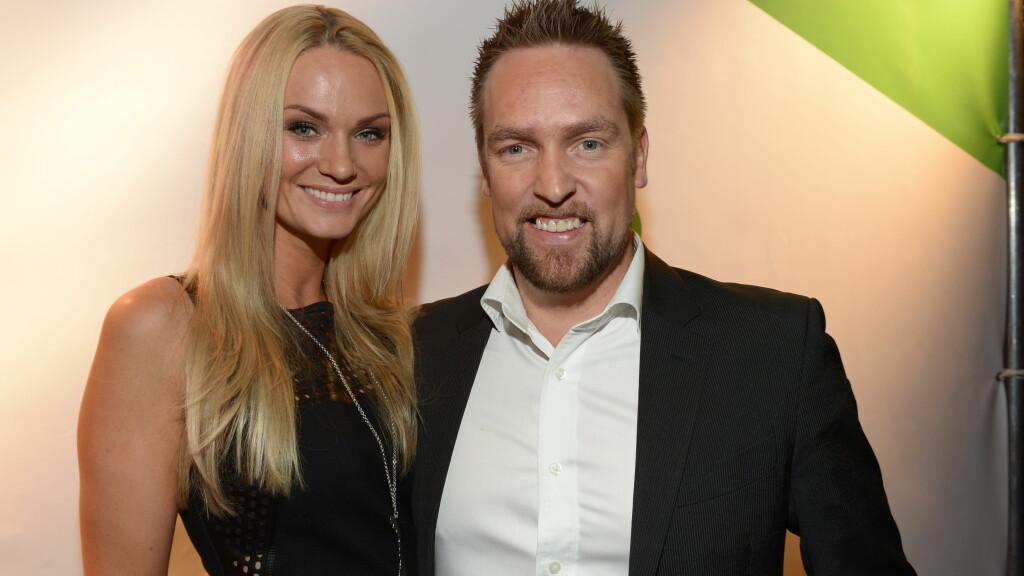 GIFT: På TV 2s vårlansering onsdag kveld avslørte Ørjan Burøe og Marna  Haugen at de