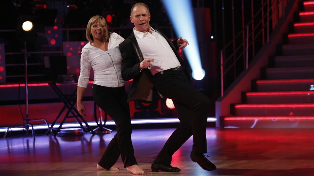 HUMORIST: Den sympatiske TV-personligheten har vist seg frem både på «Skal vi danse»-parketten med Trine Dehli Cleve, og i «Hotel Cæsar». Foto: Espen Solli/ Se og Hør