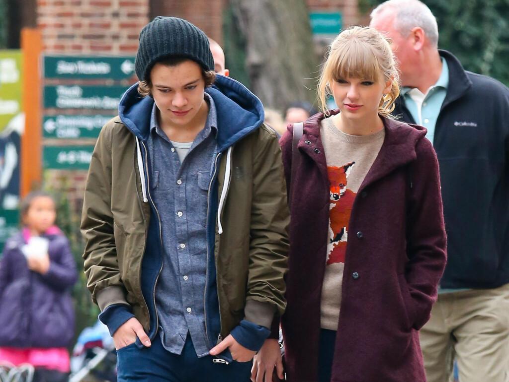 Wann hat Harry Stile und Taylor schnelle erste Stardatierung Bar-Hookup