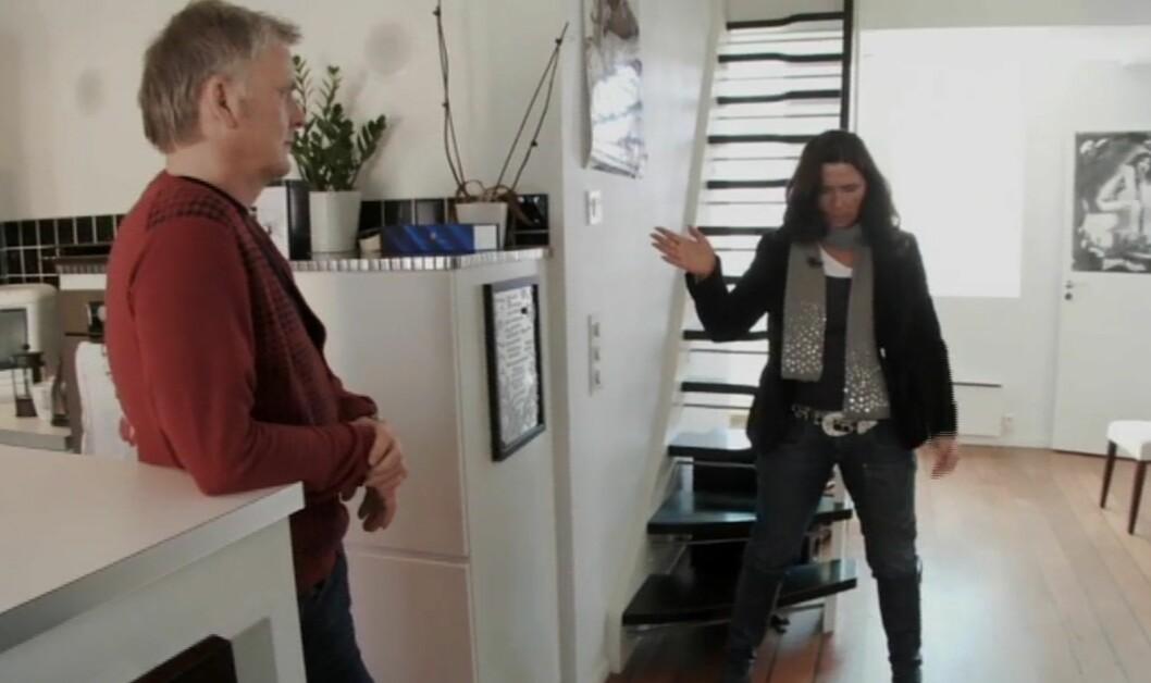 """BLIR BOK: Tom Strømnæss har skrevet bok om sine erfaringer fra ni sesonger med """"Åndenes makt"""". Foto: TVNorge"""
