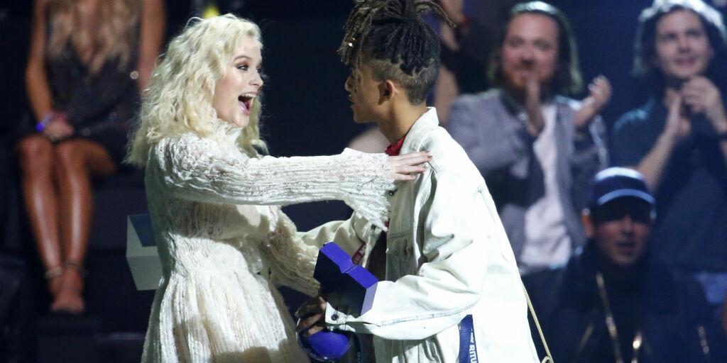 image: Zara Larsson stjal showet på MTV-festen