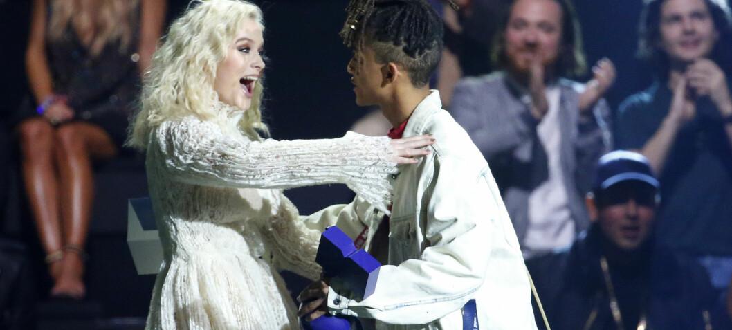Zara Larsson stjal showet på MTV-festen