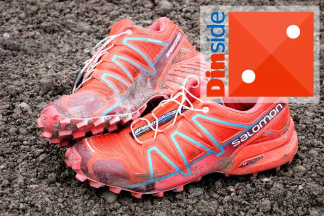 ec048498 NEI, NEI: Dårlig grep og ukomfortabel sko. Bruk pengene på noe annet!