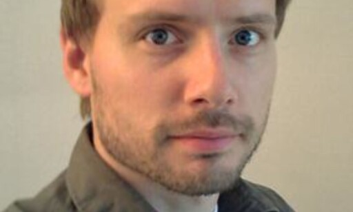 POSTDOKTOR: Kristian Amundsen Østby.