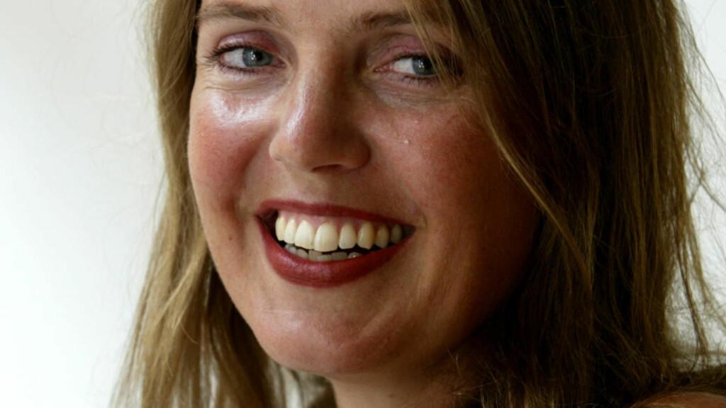 HISTORISK ROMAN: Astrid Nordangs fjerde roman fortelles av en romersk kvinne. Foto: Bjørn Sigurdsøn / SCANPIX