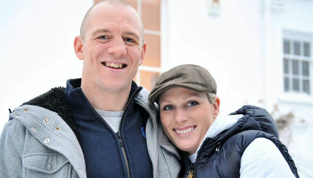 GIFTER SEG: Dronning Elizabeths datterdatter, Zara Phillips, gifter seg med forloveden Mark Tindall 30. juli.  Foto: All Over Press