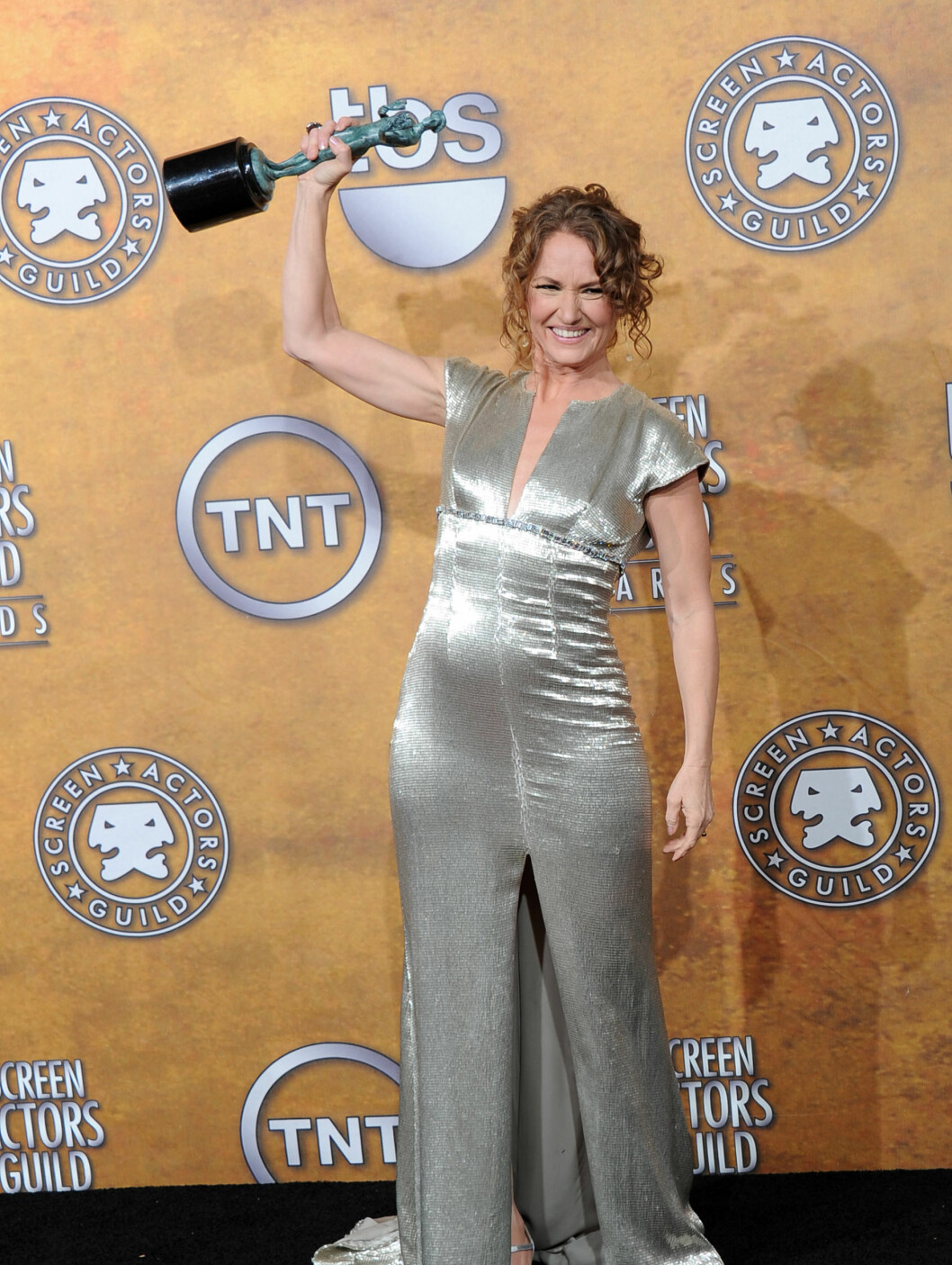 <strong>BESTE BIROLLE:</strong> Melissa Leo vant beste kvinnelige birolle for «The Fighter».  Foto: All Over Press
