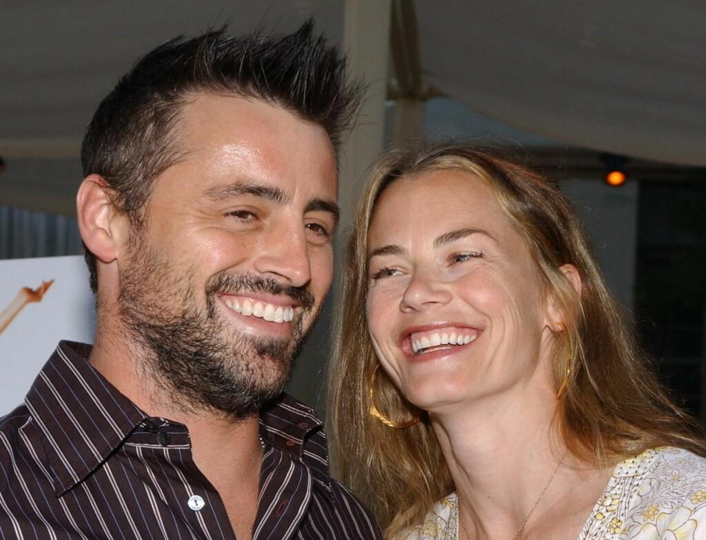 ØDELA EKTESKAPET: Ifølge Matt LeBlanc ødela fiaskoserien «Joey» ekteskapet med Melissa McKnight. De to skilte lag i 2006 etter nesten tre års ekteskap.  Foto: Stella Pictures