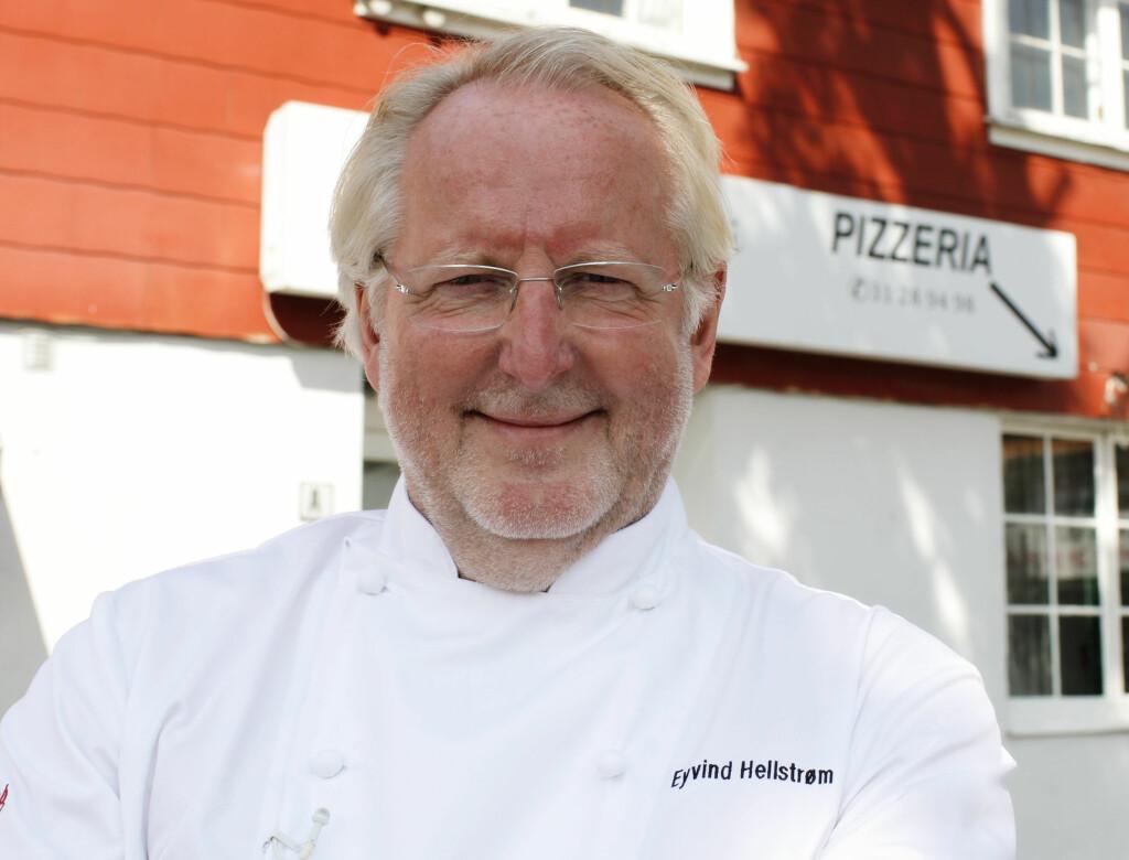 ÅPNER IKKE NY RESTAURANT: Mesterkokk Eyvind Hellstrøm avviser ryktene om at han har planer om å åpne ny restaurant.  Foto: TV3