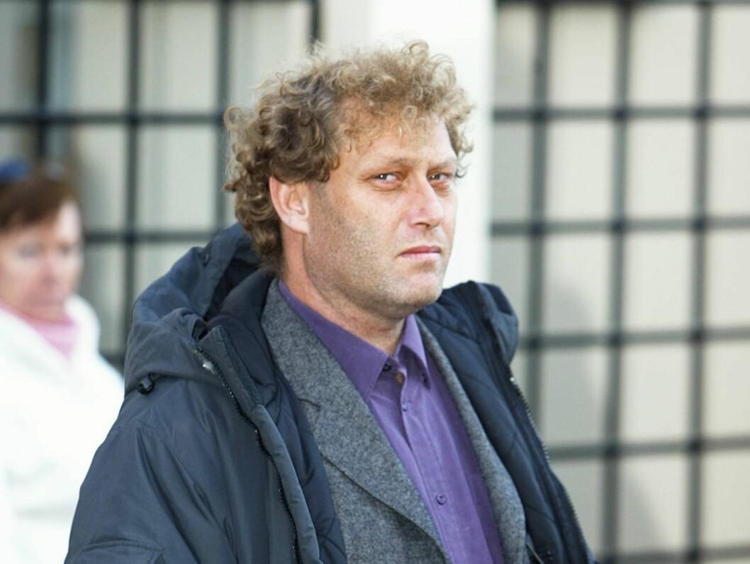 <strong>SLÅTT NED:</strong> Bellona-sjef Frederic Hauge ble i slutten av november brutalt angrepet av to sykkeltyver utenfor sin leilighet i Oslo. Hendelsen resulterte i bruddskader i ansikt, hodet og nakken.  Foto: Se og Hør