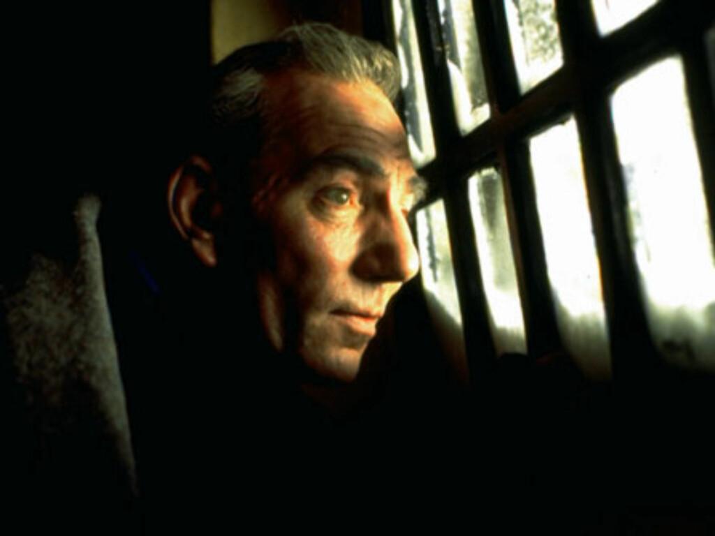VERDENSSTJERNE: Pete Postlethwaite imponerte stort som faren i «In the name of the father» fra 1993.