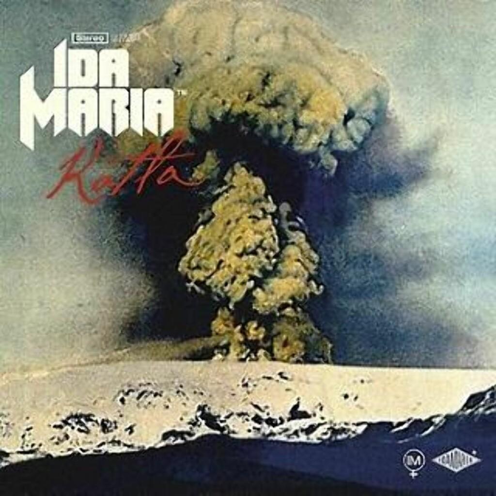 image: Ida Maria tøffer seg mer enn nødvendig