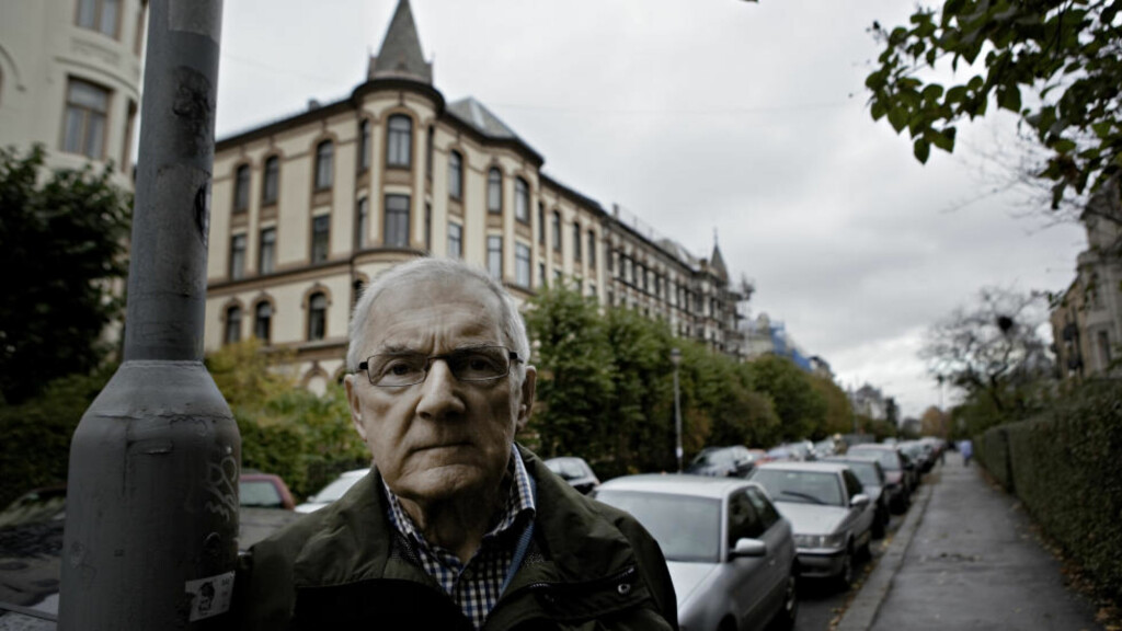 Leif Karsten Hansen skal ha bygd opp overvåkningsgruppa ved den amerikanske ambassaden sammen med Olaf Johansen. (Foto: Jørn H. Moen / Dagbladet)