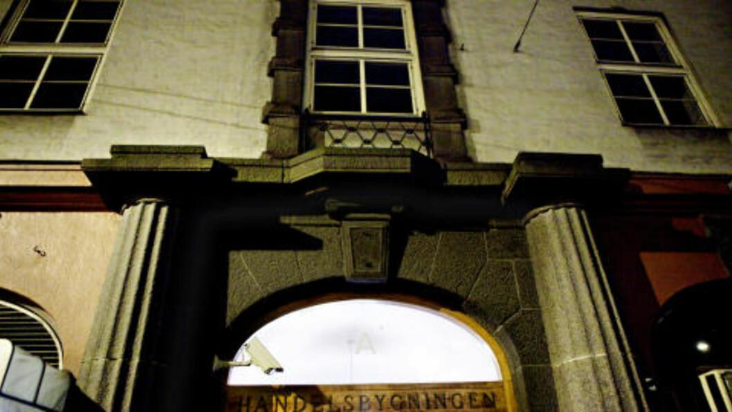SKULLE OVERVÅKE OVERVÅKERE: SDU ble satt opp for rundt 10 år siden for å stoppe folk med skumle hensikter utenfor ambassaden og ambassadørboligen. Denne uka har enheten fått massiv kritikk for å ha drevet med ulovlig overvåkning av norske borgere. Foto: Lars Eivind Bones / Dagbladet
