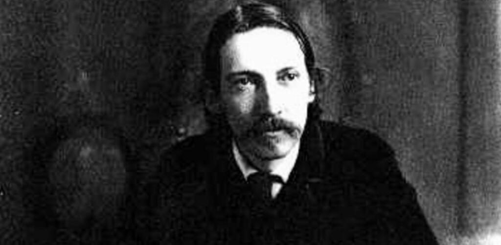 BØR FEIRES: Robert Louis Stevenson har inspirert forfattere som Ernest Hemingway, Vladimir Nabokov og Jorge Luis Borges.