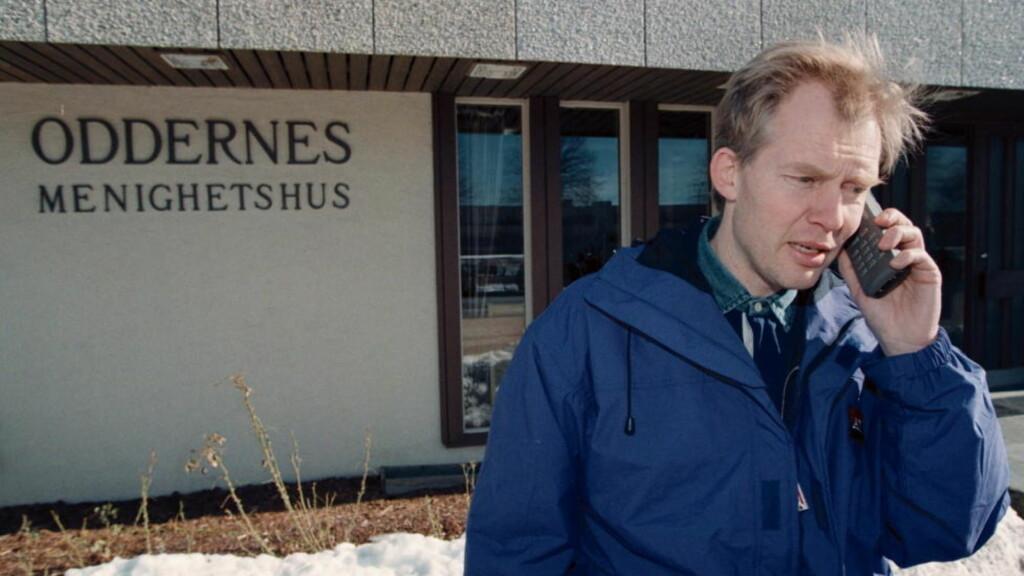 NYTT PARTI: Tidligere KrF-ordfører i Kristiansand, Jan Oddvar Skisland, gjør comeback i nytt parti.