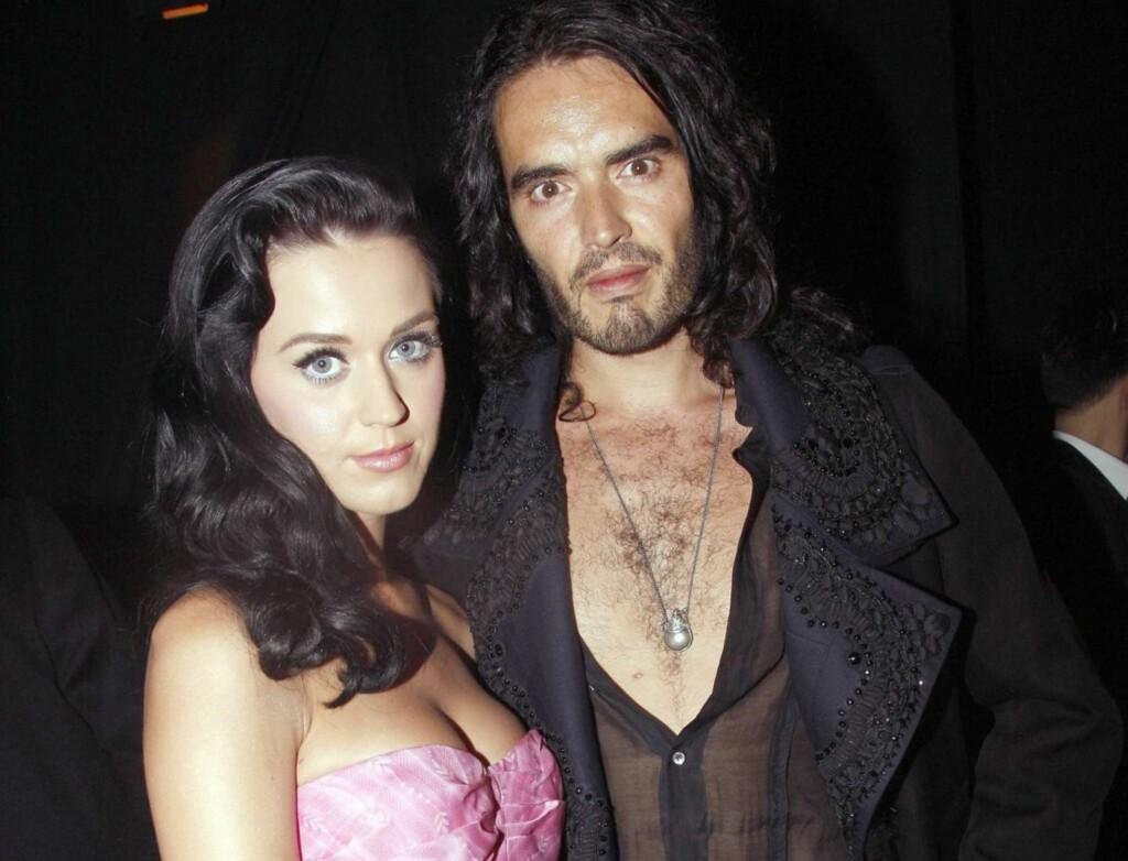 GIFTER SEG: Katy Perry og Russell Brand skal smies i hymens lenker til høsten. Akkurat når og hvor bryllupet skal holdes er fortsatt ukjent.  Foto: All Over Press