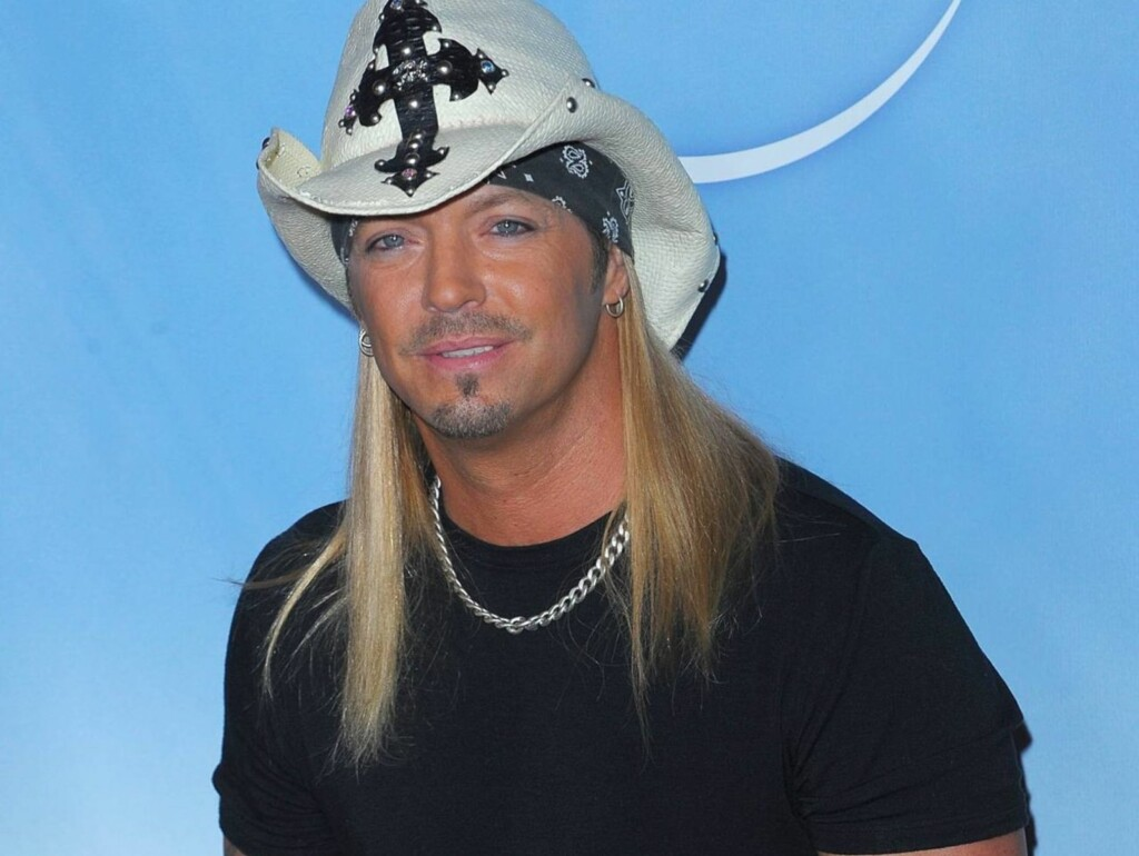 HASTEOPERERT: Bret Michaels måtte hasteopereres for akutt blindtarmebetennelse mandag morgen.  Foto: All Over Press