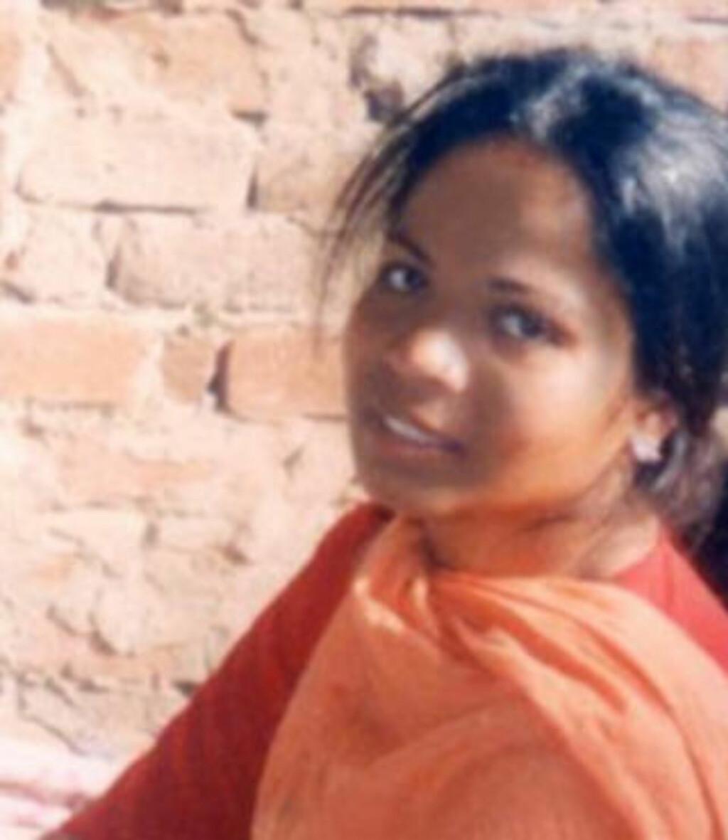 DØMT: Asia Bibi er dømt til døden for blasfemi.