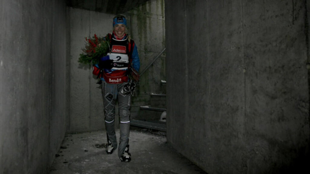 PANGÅPNING: Kristin Størmer Steira overrasket seg selv, men ikke kvinnetrener Egil Kristiansen, da hun gikk inn til annenplass i åponingsrennet på Beitostølen.Foto: Jens Olav Kløvrud/Dagbladet