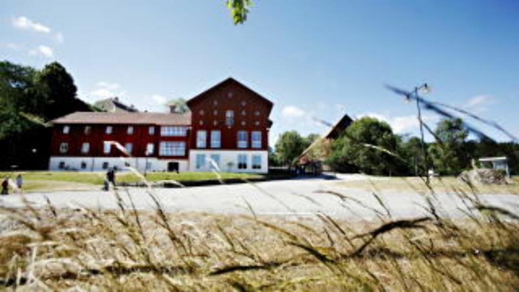 NORDENS ARK:  Her er også hotell og restaurant.    Foto: Frank Karlsen / Dagbladet