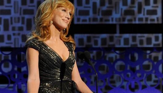Kathy Griffin tok speed for å slanke seg