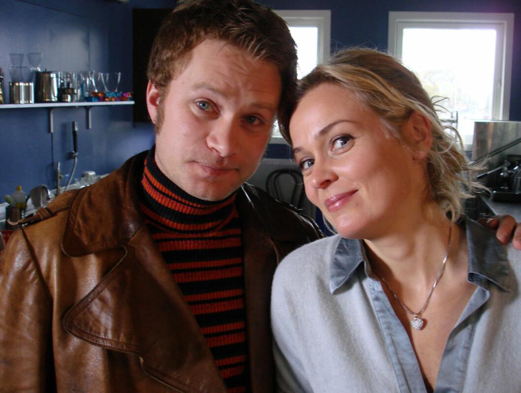 FORSVUNNET: Edwards rollefigur Kim forsvant i nest-siste episode av sesong to.  Foto: NRK