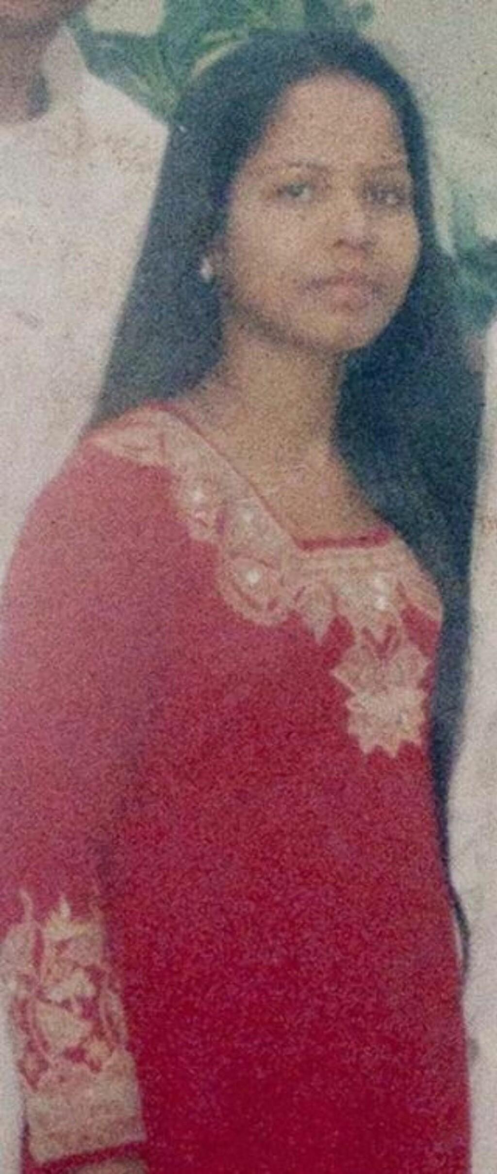 DØDSDØMT: Dette blidet er delt ut av familiemedlemmene til den kristne Asia Bibi som er dømt til døden for blasfemi. Foto: REUTERS/Handout