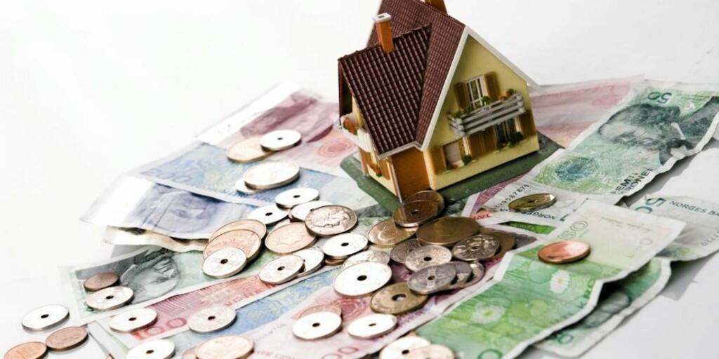 I VEKST: Boligmarkedet har hentet seg inn etter finanskrisen, mye på grunn av lave renter. Neste år tror ekspertene på fortsatt prisvekst.   Illustrasjonsfoto: www.colourbox.com