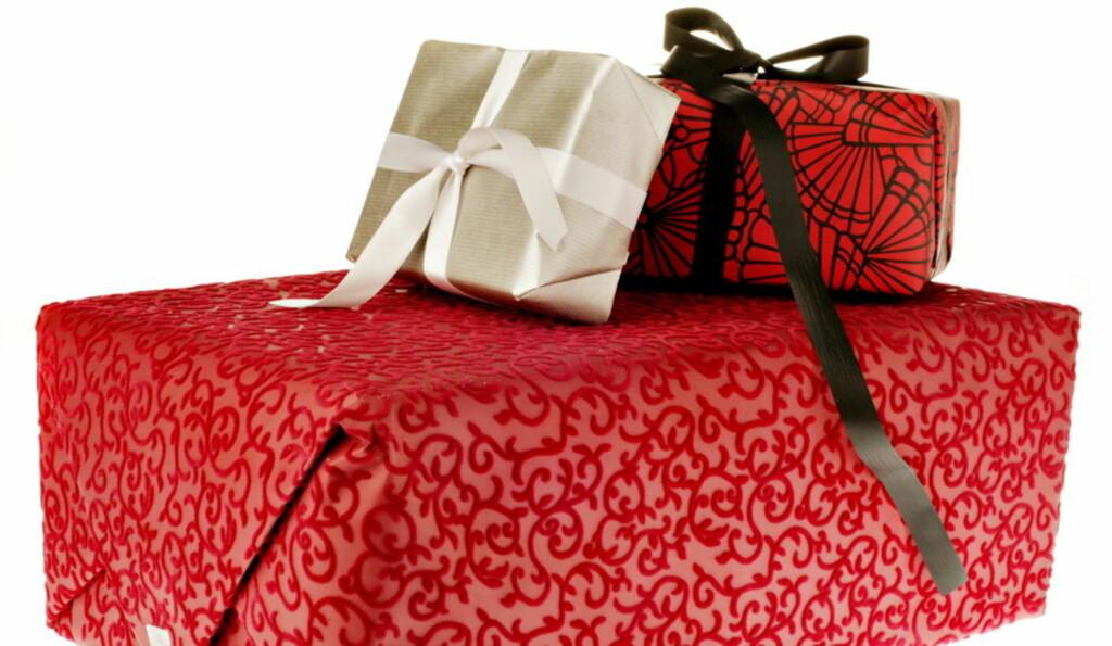 JULEHANDEL PÅ NETT: Om du vil ha pakkene klare til jul, bør netthandelen være unnagjort første uka i desember. Foto: Mette Møller
