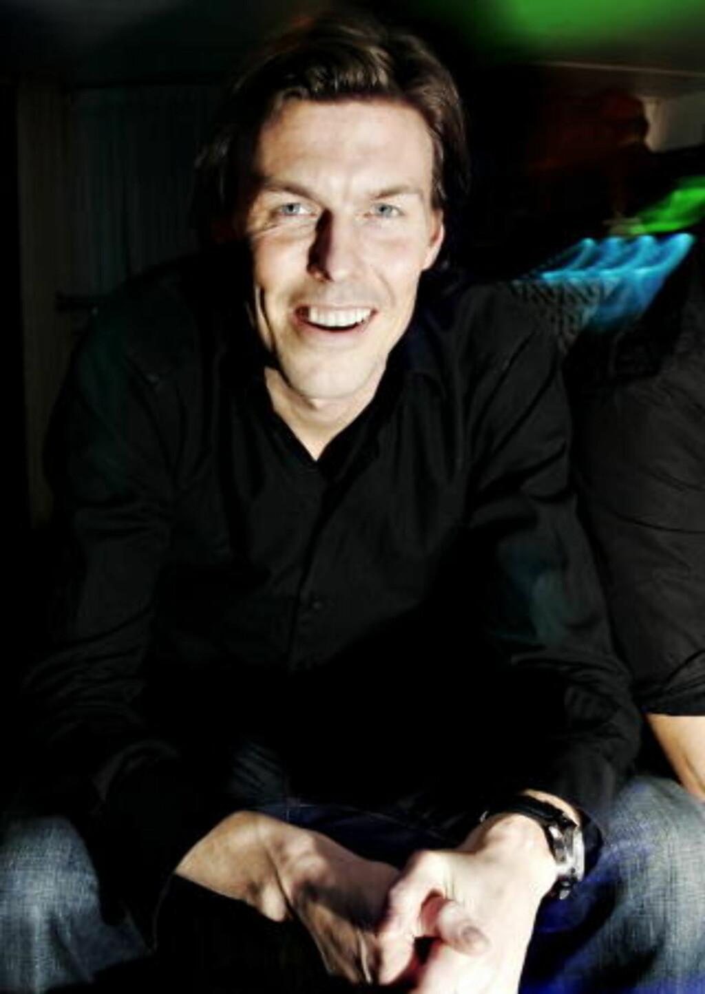 REALISME - IKKE RASISME: Bo Vivike (37) eier en rekke utesteder i Oslo og sier klart i fra om hvem han mener står bak vold og trusler. Foto: Frank Karlsen / Dagbladet