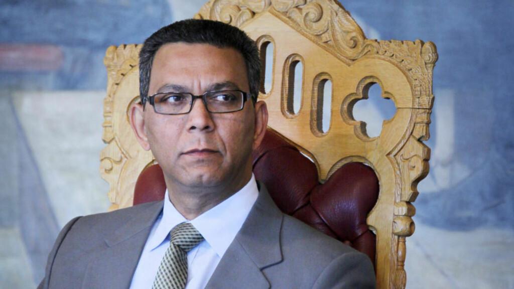 Stortingets visepresident Akhtar Chaudhry (SV). Foto: Erlend Aas / Scanpix