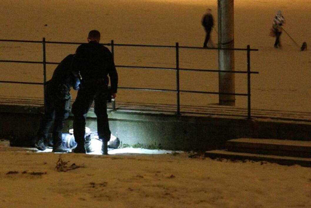 SKUTT: Imran «Skrue» Saber hadde ifølge politiet mange fiender som kan tenkes å ville drepe ham. Søndag kveld overlevde han sju skudd i kroppen på Jordal i Oslo. Foto: SVEIN GGUSTAV WILHELMSEN