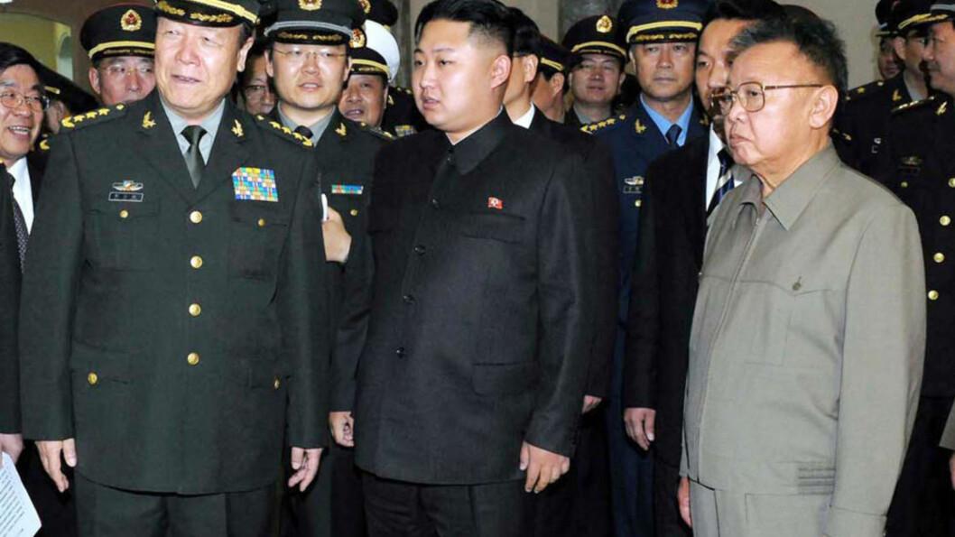 Kim Jong-Un. Foto: AFP PHOTO/KCNA via KNS/Scanpix