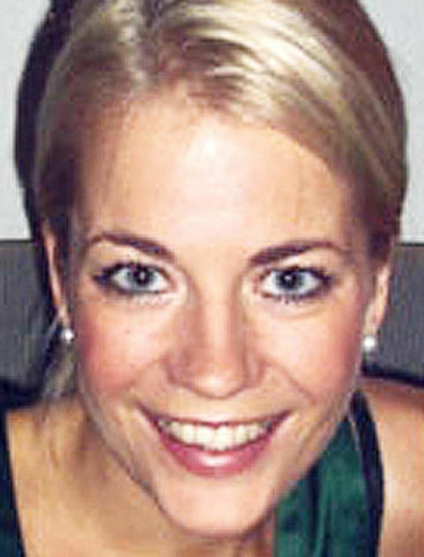 <strong>BLIR POLITISAK:</strong> Christina Edlund ville gjøre bryllupet med sin Benny helt perfekt - men alt gikk veldig galt. Foto: Privat/Expressen
