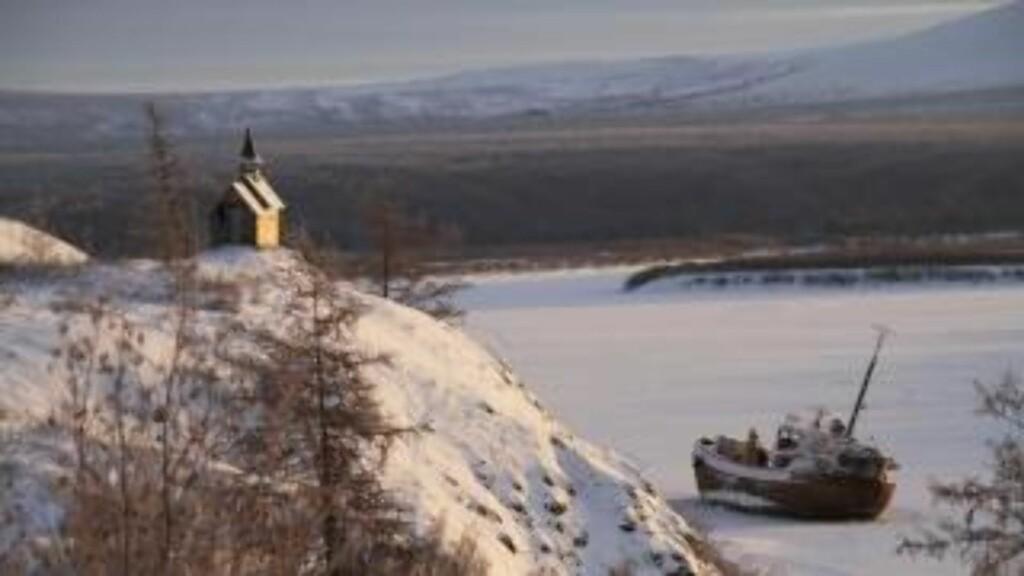 RUSSLAND: Merker klimaendringene ved at permafrosten begynner å tine. Men dropper Kyoto-avtalen dersom ikke USA blir med på lignende forpliktelser. Foto: AP Photo/Arthur Max/ SCANPIX.