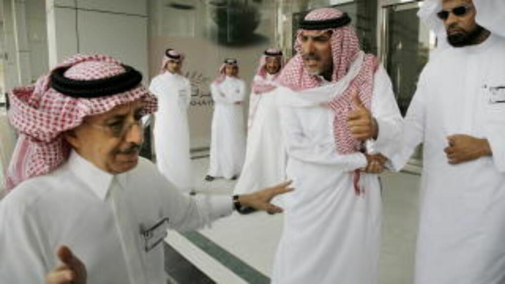 GIR IKKE OPP OLJEN: Saudi-Arabia og de andre OPEC-landene. Foto: Jacques Hvistendahl / Dagbladet