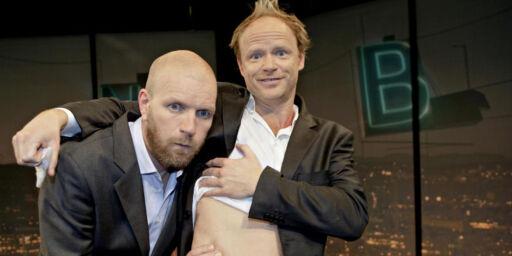 image: - Bård og Harald er attraktive for TVNorge