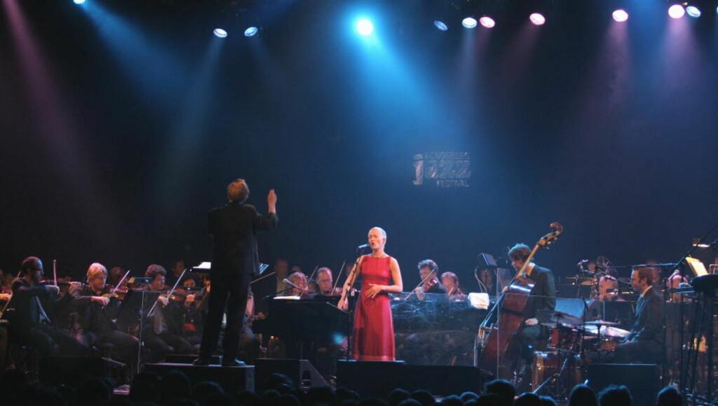 GJENOPPSTÅR: Come Shine og KORK — her på Kongsberg i 2003 — gjenopptar samarbeidet når Oslo Jazzfestival starter neste år. Foto: Bjørn-Owe Holmberg  Foto: Bjørn-Owe Holmberg